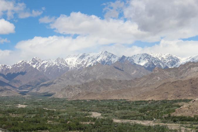 Nedjrab : un bout d'Afghanistan
