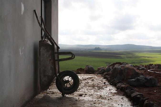 L'agriculture en période de guerre, à l'Académie internationaliste du Rojava