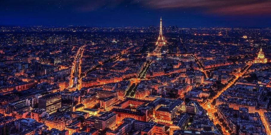 La pollution lumineuse est omniprésente en ville