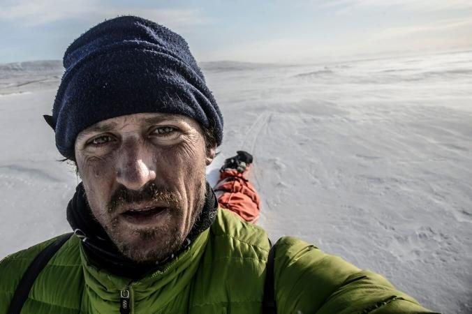 Vincent Munier dans un monde de glace