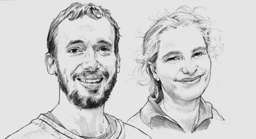 Illustration de Florian & Mathilde BECK-HARTWEG